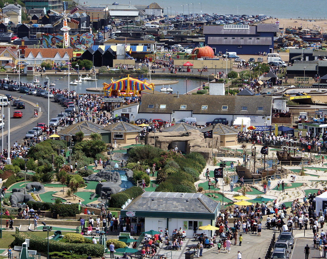 Hastings © 1066 Country Tourism